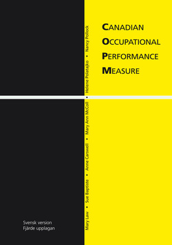 Canadian Model Of Occupational Performance